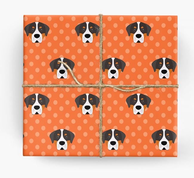 Swissy Wrapping Paper