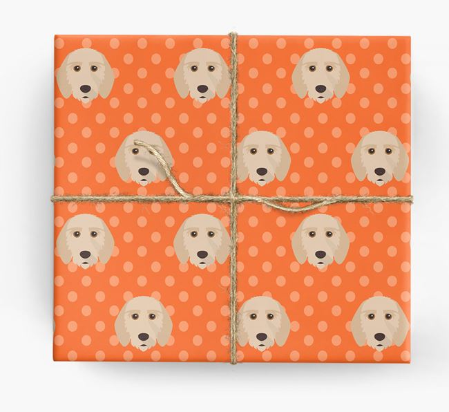 Griffon Fauve Wrapping Paper