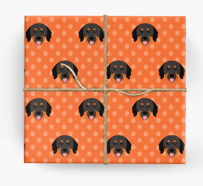 Hovawart Wrapping Paper