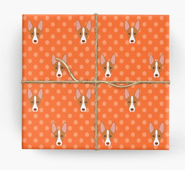 Ibizan Hound Wrapping Paper