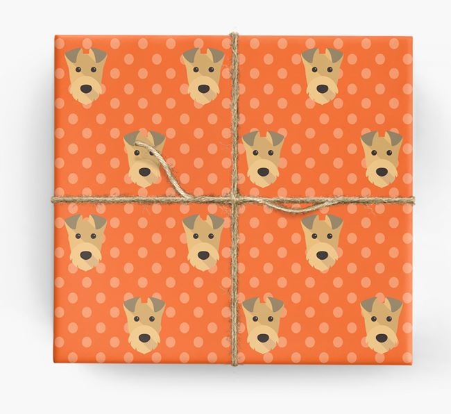 Irish Terrier Wrapping Paper