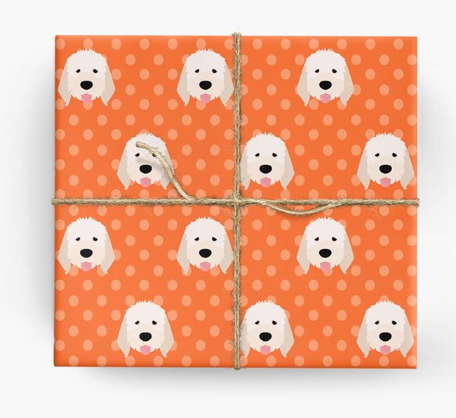 Italian Spinone Wrapping Paper