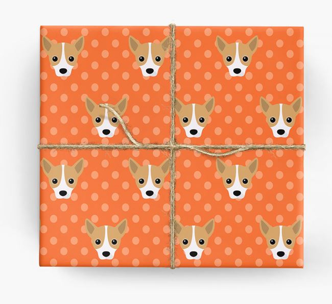 Jack Chi Wrapping Paper