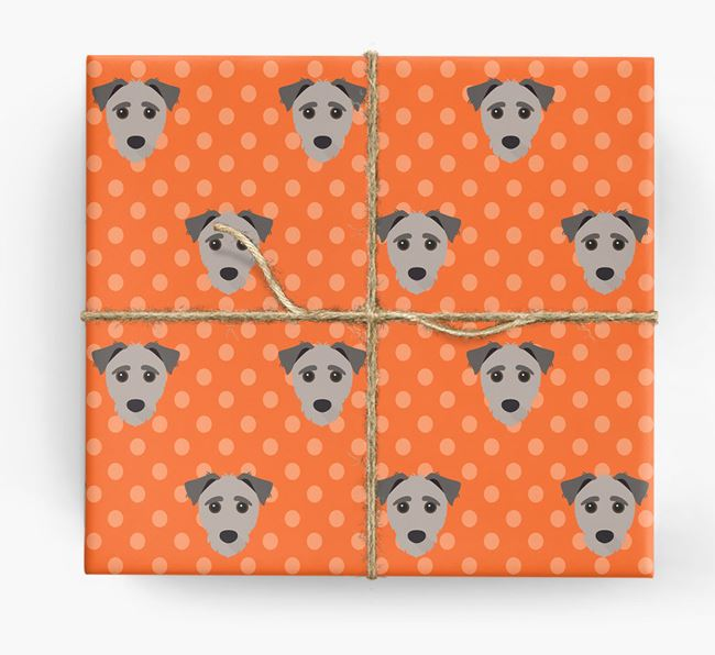 Jack-a-Poo Wrapping Paper