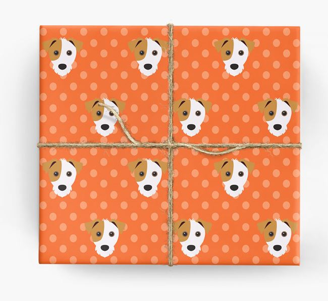 Jack Russell Wrapping Paper