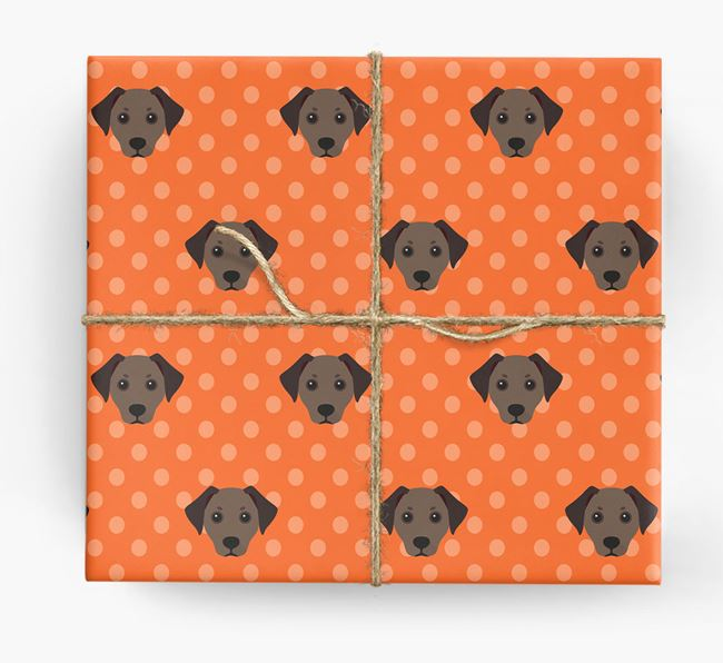 Jackshund Wrapping Paper
