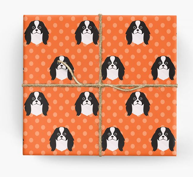 Japanese Chin Wrapping Paper