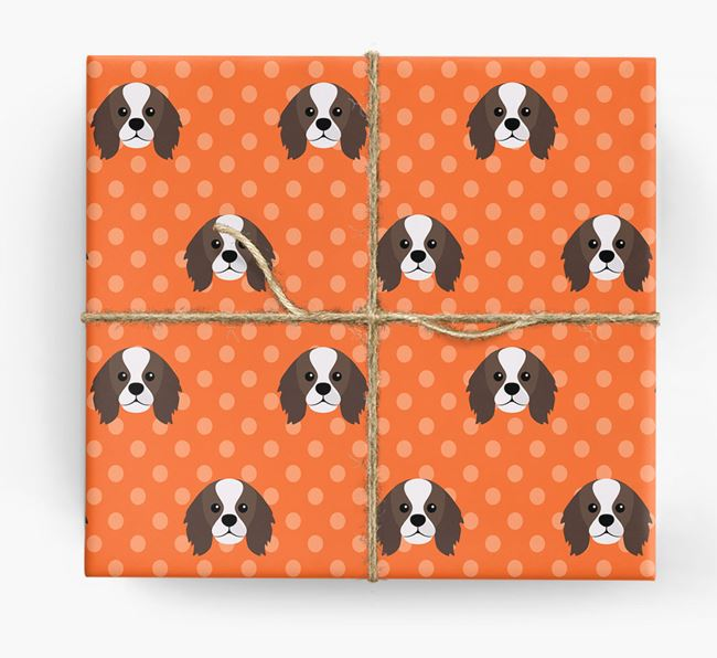 King Charles Wrapping Paper