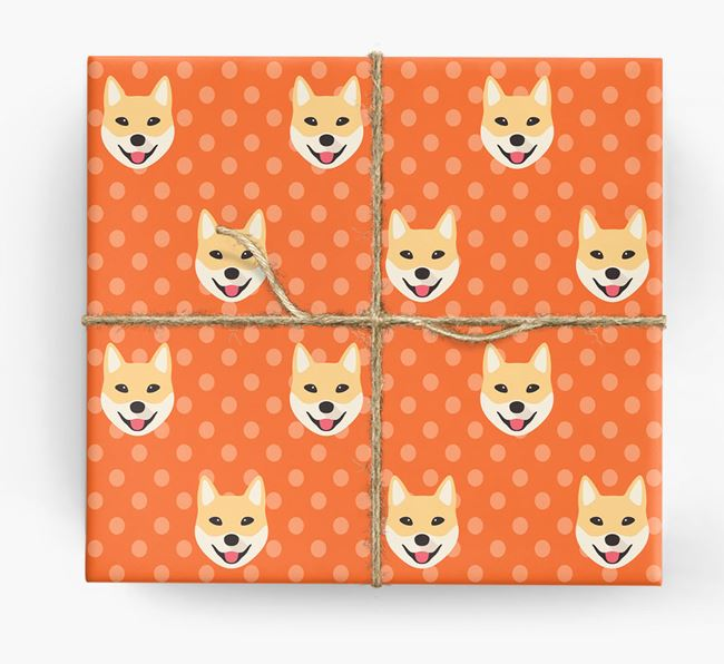 Jindo Wrapping Paper