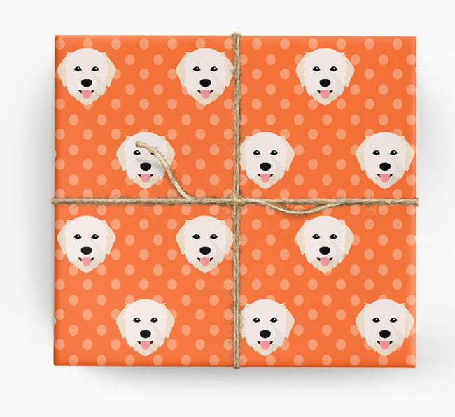 Maremma Wrapping Paper