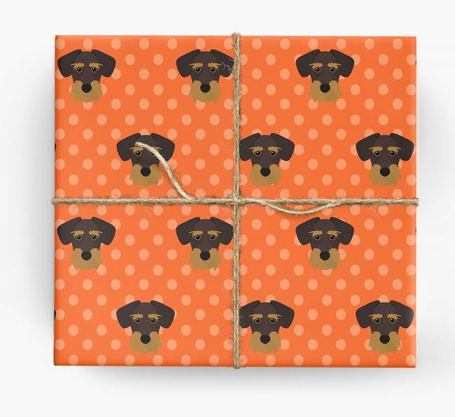Schnoxie Wrapping Paper