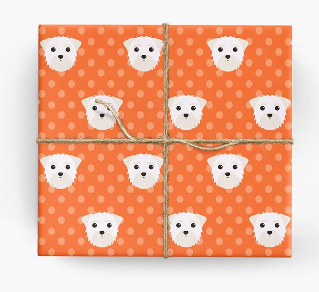 Morkie Wrapping Paper