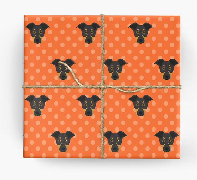Huntaway Wrapping Paper