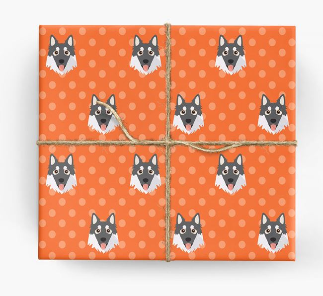 Northern Inuit Wrapping Paper