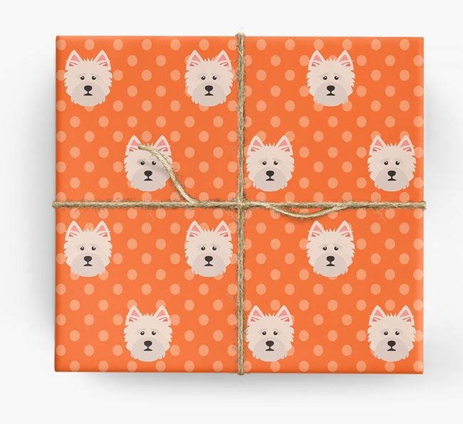 Norwich Terrier Wrapping Paper