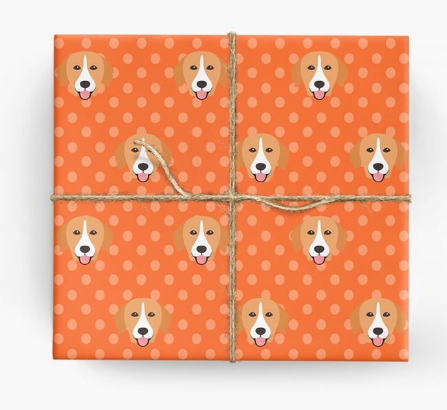 Toller Wrapping Paper