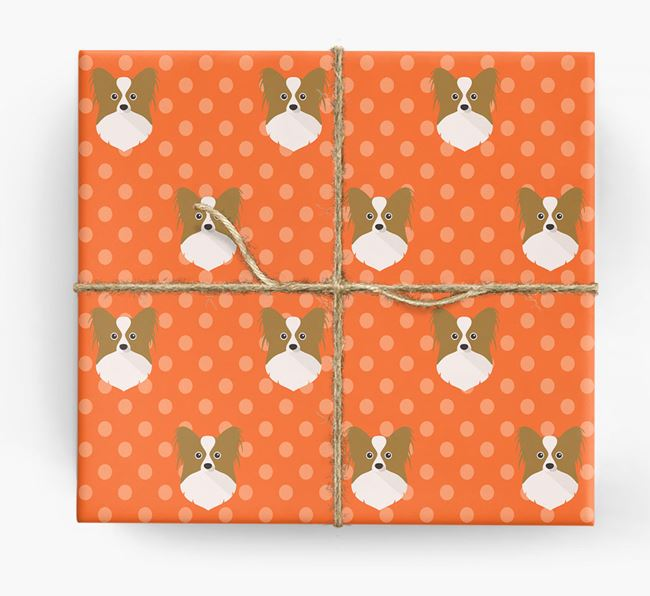 Papillon Wrapping Paper