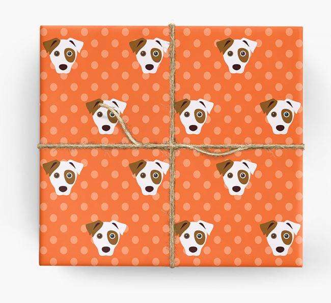 Parson Russell Wrapping Paper