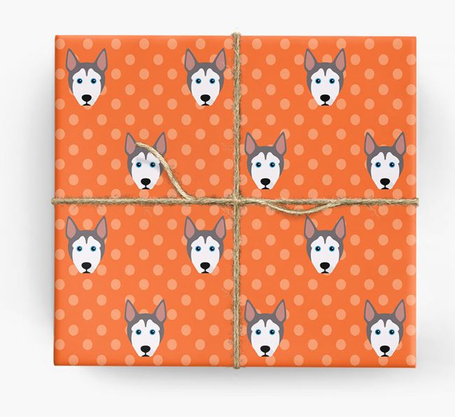 Pitsky Wrapping Paper