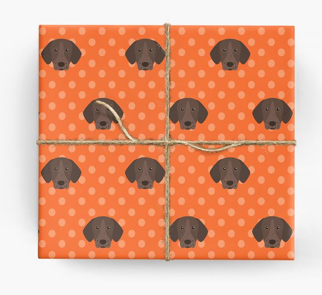 Pointer Wrapping Paper