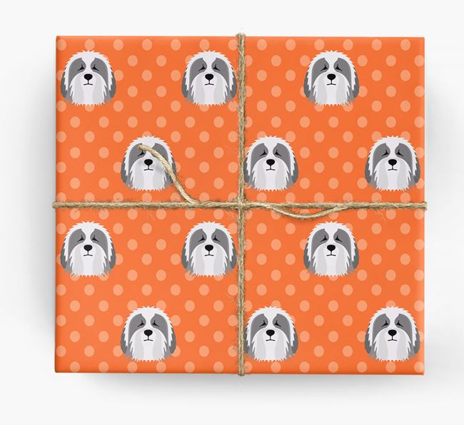 Polish Lowland Wrapping Paper