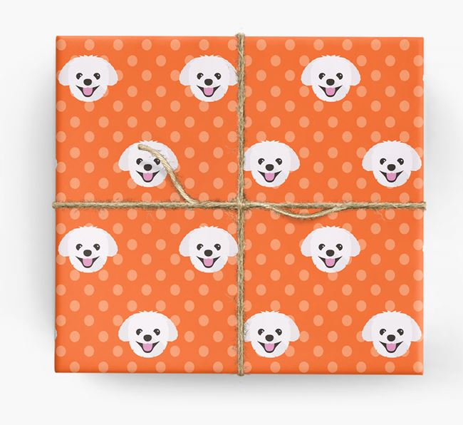 Pomapoo Wrapping Paper