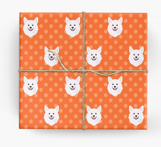 Pomchi Wrapping Paper