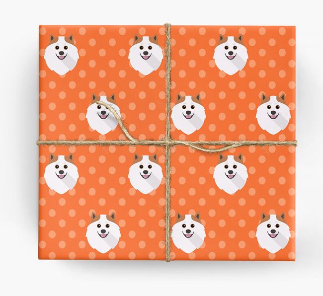 Pomeranian Wrapping Paper