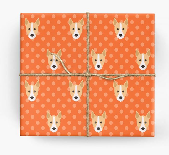 Podengo Wrapping Paper