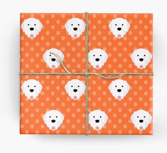 Pyrenean Mastiff Wrapping Paper