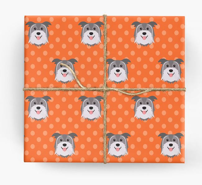 Pyrenean Shepherd Wrapping Paper