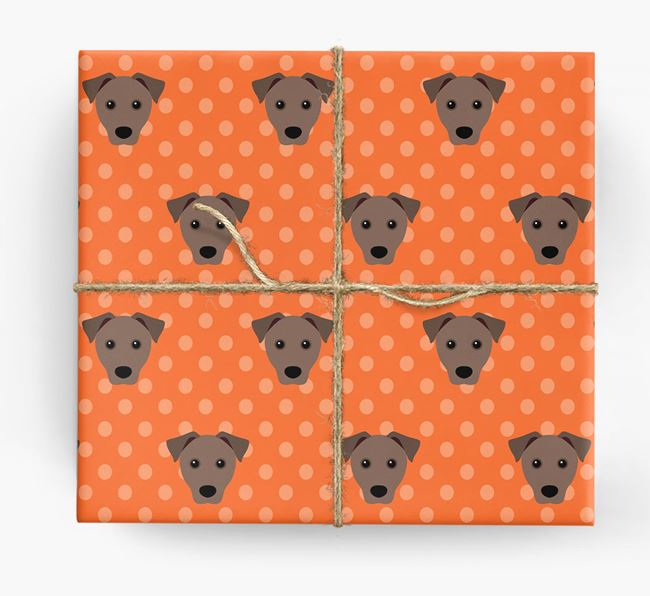 Rescue Dog Wrapping Paper