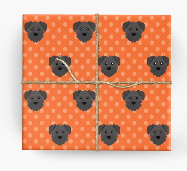 Schnoodle Wrapping Paper