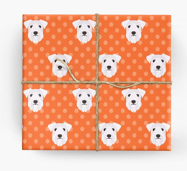 Sealyham Terrier Wrapping Paper
