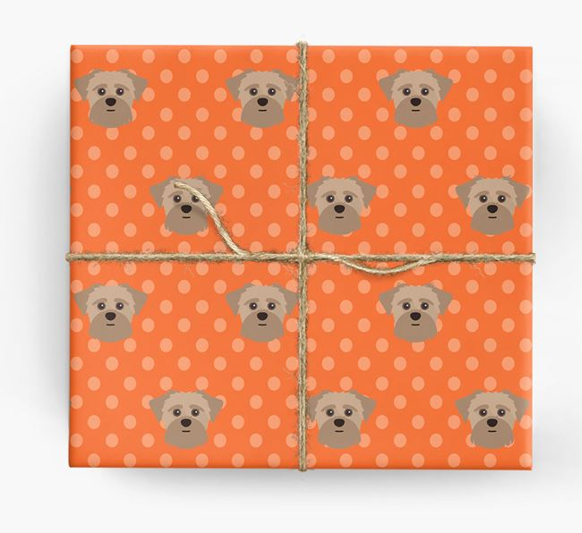 Shorkie Wrapping Paper