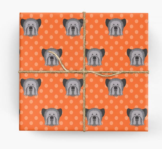 Skye Terrier Wrapping Paper