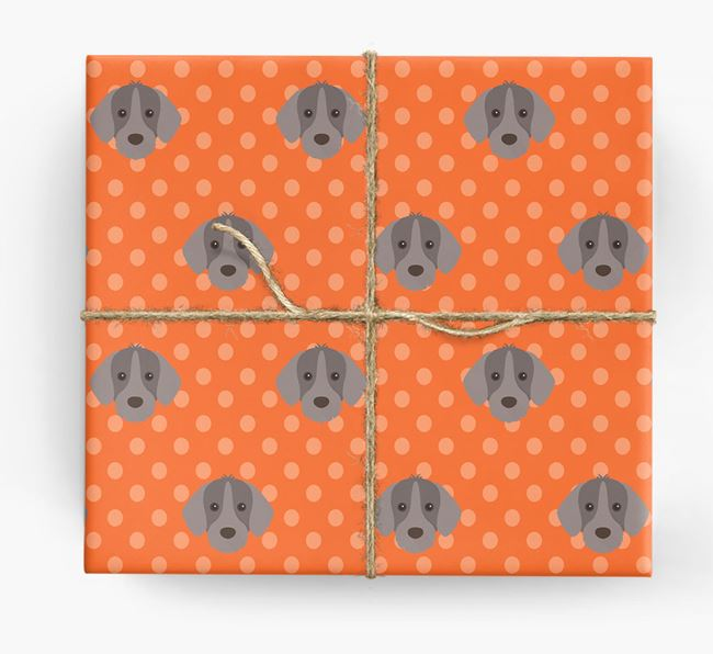 Slovakian Pointer Wrapping Paper