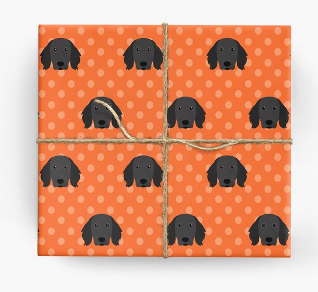 Munsterlander Wrapping Paper