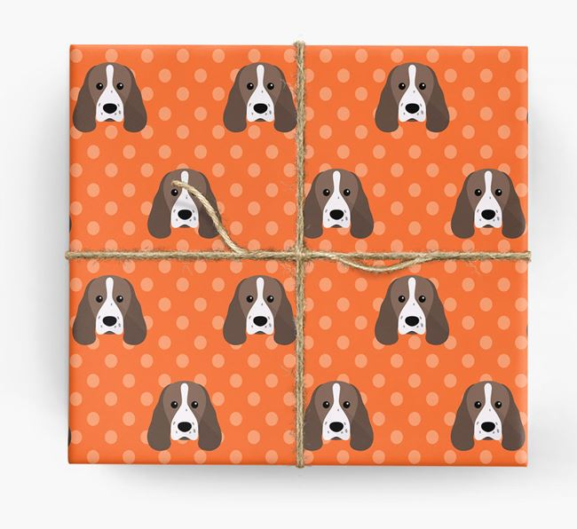 Sprocker Wrapping Paper