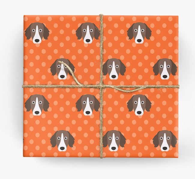 Sprollie Wrapping Paper