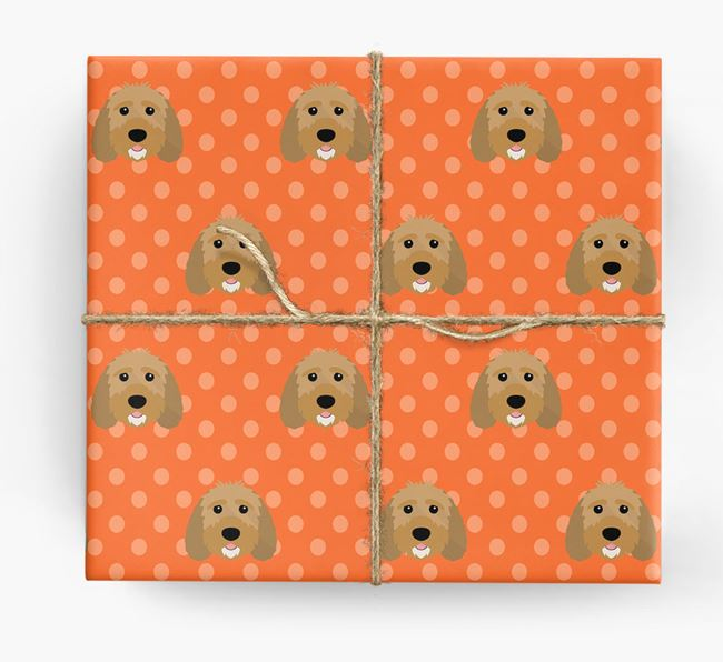 Sproodle Wrapping Paper
