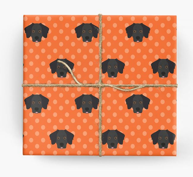 Stabyhoun Wrapping Paper