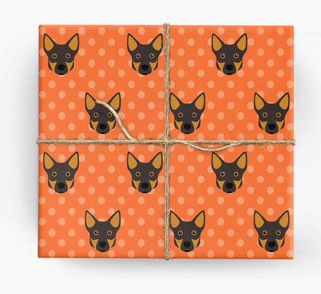 Swedish Vallhund Wrapping Paper
