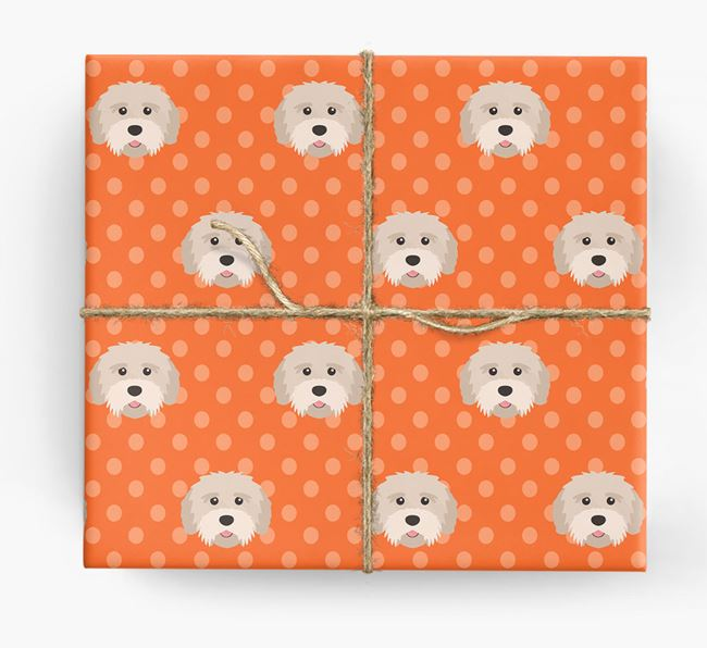 Tibetan Terrier Wrapping Paper