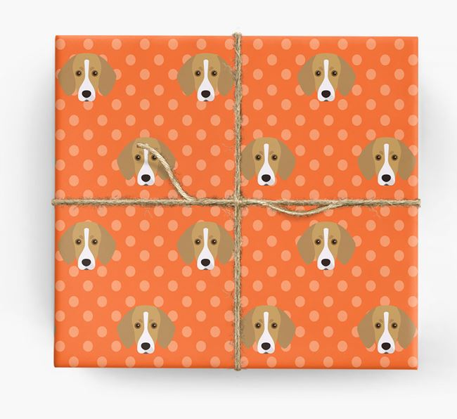 Trailhound Wrapping Paper