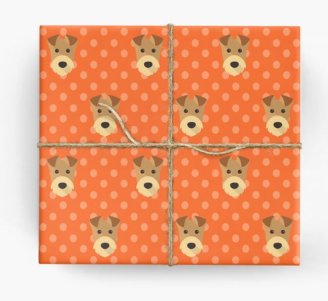 Welsh Terrier Wrapping Paper