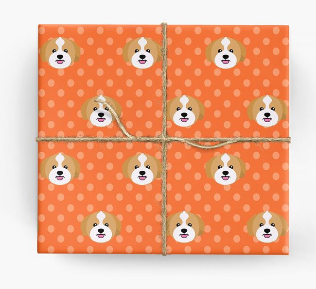 Zuchon Wrapping Paper