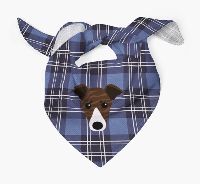 'St Andrew's Day' - Personalised Greyhound Bandana