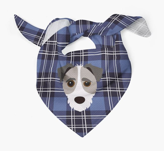 'St Andrew's Day' - Personalised Jack-A-Poo Bandana