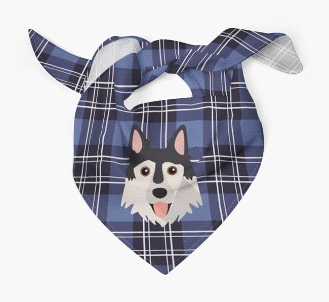 'St Andrew's Day' - Personalised Northern Inuit Bandana